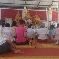 Photo taken at วัดสวนพล by Natsara M. on 4/15/2014