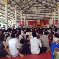 Photo taken at วัดสวนพล by Natsara M. on 9/23/2014