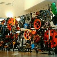 Photo prise au Museum Tinguely par Gaew K. le11/11/2012