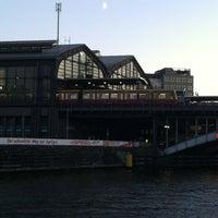 Photo taken at Berlin Friedrichstraße Railway Station by Patricio H. on 9/22/2012