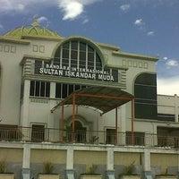Photo taken at Sultan Iskandar Muda International Airport (BTJ) by elvira v. on 10/1/2012