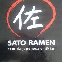Photo taken at Sato Ramen by Almendra M. on 8/16/2013