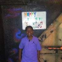 Photo taken at X-site Laser Tag & Games by Paul P. on 11/3/2012