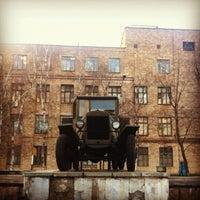 Photo taken at ЖДЦ АМО ЗИЛ by Vadim T. on 11/8/2012