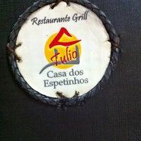 Photo taken at Casa do Espetinho by Erico C. on 11/3/2012