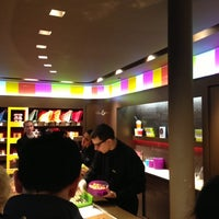 Photo taken at Pierre Hermé by Paul C. on 11/17/2012