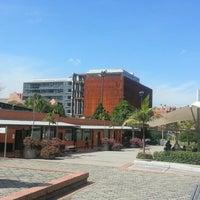 Photo taken at Universidad El Bosque by Lucho C. on 12/6/2012