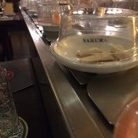 Photo taken at Restaurante Japonés Sakura VII by Felix G. on 10/15/2016