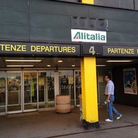 Photo taken at Milan Linate Airport (LIN) by Gianfranco F. on 7/9/2013