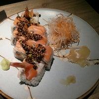 Photo taken at Mishima Sushi Bar by Iñaki E. on 5/4/2013