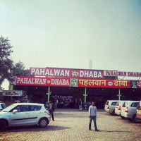 Photo taken at Pahalwan Da Dhaba by Sanchit M. on 1/11/2014