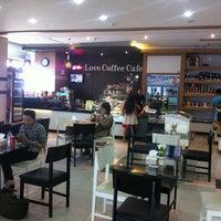 Photo taken at Love Coffee Café by Luke C. on 8/15/2013