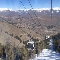 Photo taken at Bald Mountain by Ryan W. on 3/22/2014