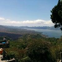 Photo taken at Batur View Spot by Kirill S. on 8/10/2015