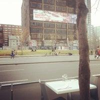 Photo taken at Brasserie T by Jorge J. on 4/28/2013