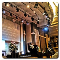 Photo taken at Gereja Petra by Diman A. on 1/11/2013