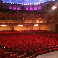 Photo taken at Orpheum Theater by Wendy L. on 3/12/2013