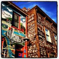 Photo taken at Mattress Factory Museum by Raffi K. on 11/18/2012