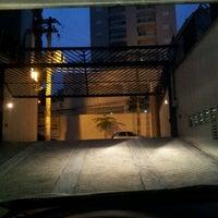 Photo taken at Nissan Grand Brasil by Bruno V. on 1/23/2013