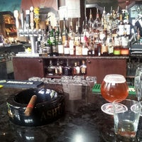 Photo taken at Stanley's Cigar Lounge by John L. on 6/6/2013