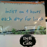 Photo taken at In the Neighborhood Deli by Kevin O. on 11/10/2015