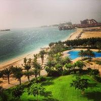 Das Foto wurde bei Rixos The Palm Dubai von Abdulrahman Als am 6/22/2013 aufgenommen