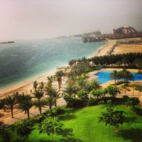 Foto tomada en Rixos The Palm Dubai por Da7om el 6/22/2013