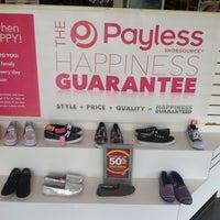 Photo taken at Payless ShoeSource by Jordan B. on 4/15/2013