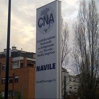 Photo taken at Confartigianato Bologna by Manuel T. on 3/24/2014