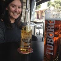 Photo taken at (B) Bar by Joel H. on 1/25/2013
