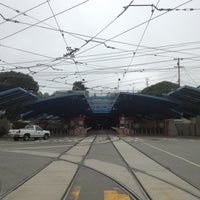 Photo taken at West Portal MUNI Metro Station by Alex L. on 7/14/2013