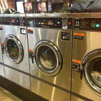 Photo taken at BrainWash Cafe & Laundromat by Alex L. on 7/26/2013