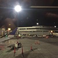 Photo taken at Gate 70 by Alex L. on 2/23/2016