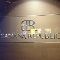 Photo taken at Banana Republic by Alex L. on 12/14/2013