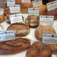 Photo taken at Acme Bread Company by Alex L. on 7/6/2013