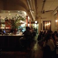 Photo taken at Bar Tartine by Alex L. on 5/13/2013