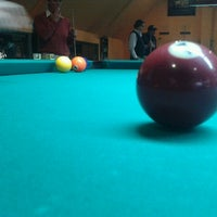 Photo taken at Billards & Coffee by Constanza R. on 10/5/2012