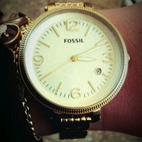 Photo taken at Fossil Store by April M. on 1/9/2013