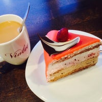 Photo taken at Caffe Violet by Isa A. on 1/3/2016
