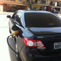 Photo taken at Auto Posto Maestro (Rede Pelanda) by Rafael S. on 12/1/2012