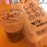 Photo taken at Vivi Bubble Tea by Rosie Mae on 9/9/2015