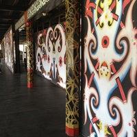 Photo taken at Rumah Adat Betang by Herry L. on 11/22/2014