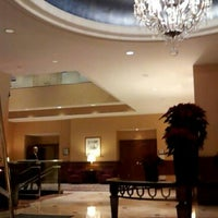 Photo taken at marriot in brooklyn by Sakina S. on 12/5/2012