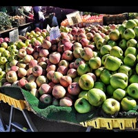 Photo taken at Grand Army Plaza Greenmarket by Jeff M. on 10/15/2012