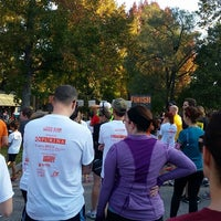 Photo taken at Tower Grove Park Sons of Rest Pavilion by Kate K. on 10/25/2014