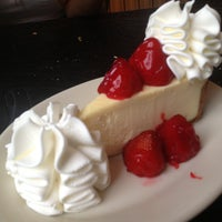 Photo taken at The Cheesecake Factory by Clau L. on 4/23/2013