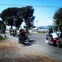 Photo taken at Jalan Raya Kertek-Wonosobo by Dewi P. on 4/30/2013