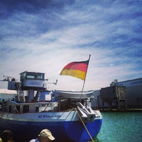 Photo taken at Hafen by Lisa E. on 6/2/2013