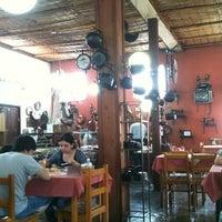 Photo taken at Taipa Restaurante by Luiz L. on 11/19/2012