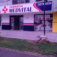 Photo taken at Farmacia medvital by Marco Buschmann A. on 7/29/2014
